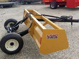 MK MARTIN LLT-12 TRAILING LAND LEVELER (12' CUT) - picture3' - Click to enlarge