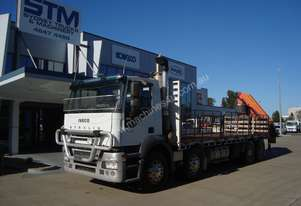Iveco Stralis AT/AS/AD Crane Truck Truck