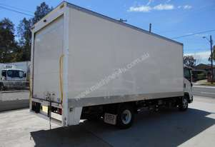 2012 Isuzu FRR 500 LONG AMT/ PANTECH WITH SIDE DOOR