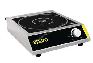 Apuro CE208-A - 3kW Induction Cooker