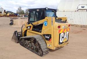 Caterpillar 247B3 Tracked Skidsteer Loader