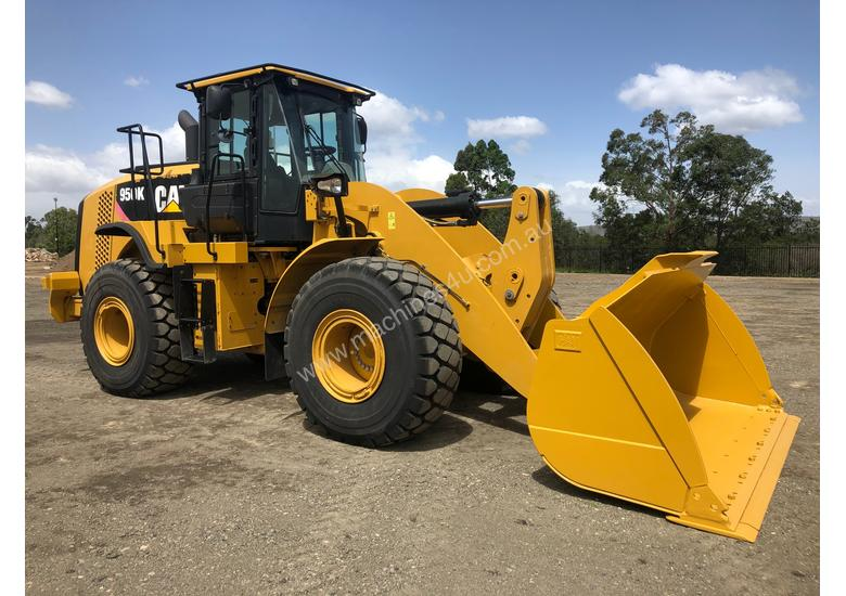 Used 2013 Caterpillar 950K Wheeled Loader in MIDLAND, WA