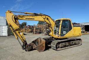 1999 Daewoo SL130LC-V Excavator *CONDITIONS APPLY*
