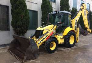 New Holland   B110B Backhoe