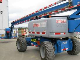 Genie Z80 80ft Knuckle Boom - picture0' - Click to enlarge
