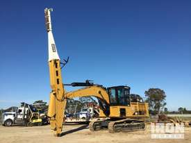 2015 Cat 349D L Harvestline Yarder - picture0' - Click to enlarge