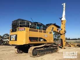2015 Cat 349D L Harvestline Yarder - picture3' - Click to enlarge