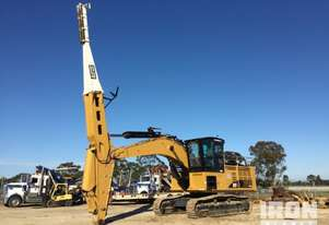 2015 Cat 349D L Harvestline Yarder