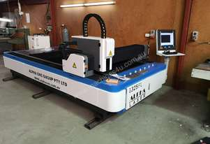 Alpha CNC Fiber laser cutting machine 1325FL- 2 years warranty