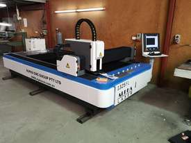 Alpha CNC Fiber laser cutting machine 1325FL- 2 years warranty - picture0' - Click to enlarge