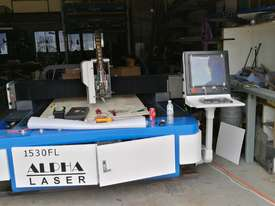 Alpha CNC Fiber laser cutting machine 1325FL- 2 years warranty - picture4' - Click to enlarge