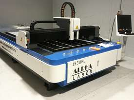 Alpha CNC Fiber laser cutting machine 1325FL- 2 years warranty - picture6' - Click to enlarge