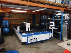 Alpha CNC Fiber laser cutting machine 1325FL- 2 years warranty - picture7' - Click to enlarge