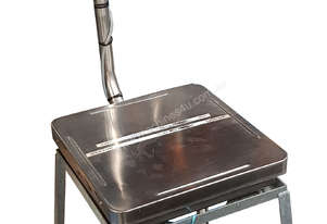 Small Platform Scale with Indicator