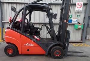 Used Forklift:  H25T Genuine Preowned Linde 2.5t