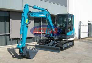 Active Machinery  Sunward Excavator – SWE60B
