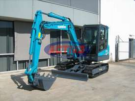 Active Machinery  Sunward Excavator � SWE60B - picture0' - Click to enlarge