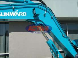 Active Machinery  Sunward Excavator � SWE60B - picture6' - Click to enlarge