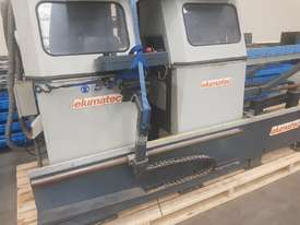 ELUMATEC DG 142 DOUBLE MITRE SAW 2011-Aluminium etc. PERTICI UNIVER 500D2K 6m Cut fr $7500           - picture8' - Click to enlarge