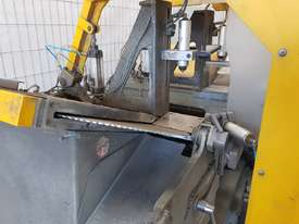 ELUMATEC DG 142 DOUBLE MITRE SAW 2011-Aluminium etc. PERTICI UNIVER 500D2K 6m Cut fr $7500           - picture11' - Click to enlarge