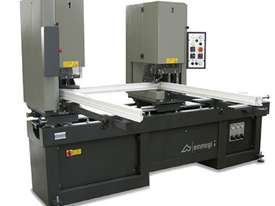 Emmegi FUSION 2LL Automatic In-line Welding Machine - picture0' - Click to enlarge