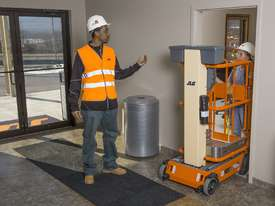 New JLG ECO LIft 50 NON-POWERED VERTICAL LIFT - picture3' - Click to enlarge
