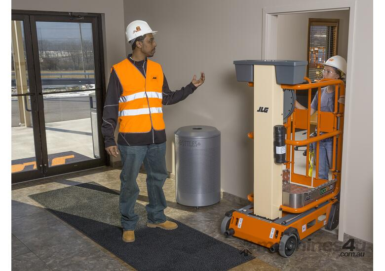 New JLG ECO LIft 50 NON-POWERED VERTICAL LIFT