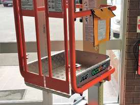 New JLG ECO LIft 50 NON-POWERED VERTICAL LIFT - picture9' - Click to enlarge