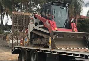 Takeuchi TL12 Tracked Loader Loader