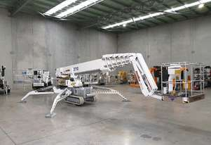Omme Spider Lift - 37m