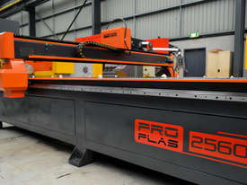 Pro-Plas 2560 CNC Plasma with 125A Hypertherm Powermax & Fastcam Pro - picture8' - Click to enlarge