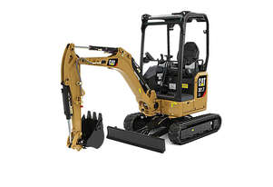 CATERPILLAR 301.7 CR MINI HYDRAULIC EXCAVATOR