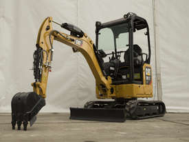 CAT 301.7 CR MINI HYDRAULIC EXCAVATOR LOW FINANCE RATES AVAILABLE FROM YOUR LOCAL CAT DEALER - picture0' - Click to enlarge