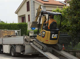 CAT 301.7 CR MINI HYDRAULIC EXCAVATOR LOW FINANCE RATES AVAILABLE FROM YOUR LOCAL CAT DEALER - picture2' - Click to enlarge