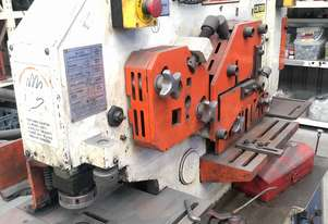 60 Tonne Punch and Shear Ironworker IW-60H