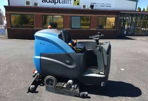 Battery Electric Sweeper/Scrubber