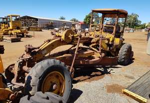 1955 Caterpillar NO12 S8T0642 Grader *CONDITIONS APPLY*