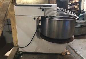Used & Working Condition 'Mecnosud' POWER MIX | Spiral Mixer | PK Series