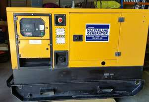 13kVA Used Perkins Enclosed Generator