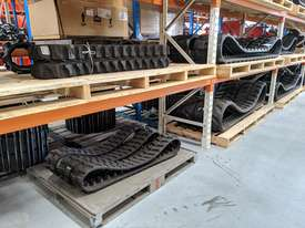 Genuine Rubber tracks - picture0' - Click to enlarge