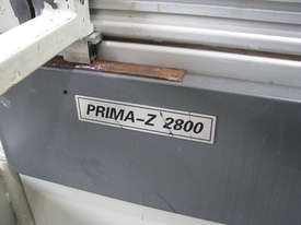 Panel Table Saw - Prima 2800 - picture8' - Click to enlarge