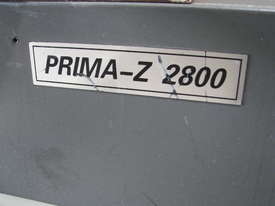 Panel Table Saw - Prima 2800 - picture9' - Click to enlarge