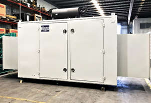 125kVA Used Cummins Enclosed Generator Set