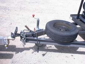 Trailer mounted welder generator - picture1' - Click to enlarge