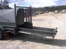 Trailer mounted welder generator - picture2' - Click to enlarge