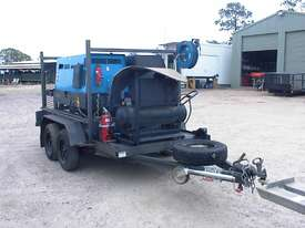 Trailer mounted welder generator - picture0' - Click to enlarge