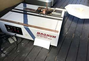 Magnum Enginnering Edgebander -Preglued