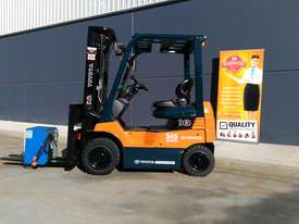 Toyota Forklifts 7FB18 - picture0' - Click to enlarge