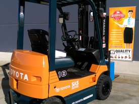 Toyota Forklifts 7FB18 - picture1' - Click to enlarge