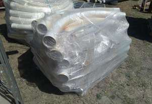 Vinidex Pallet OF Curved Polly Pipes